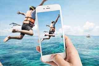 photo vacances agence web