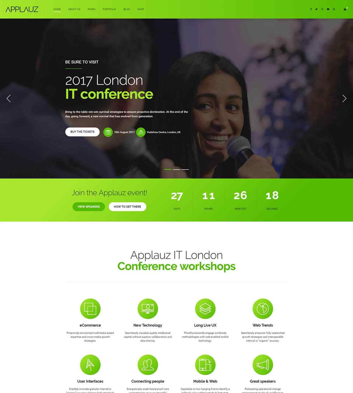2017 London IT conference